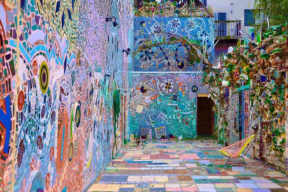 Image Result For Magic Garden Philadelphia